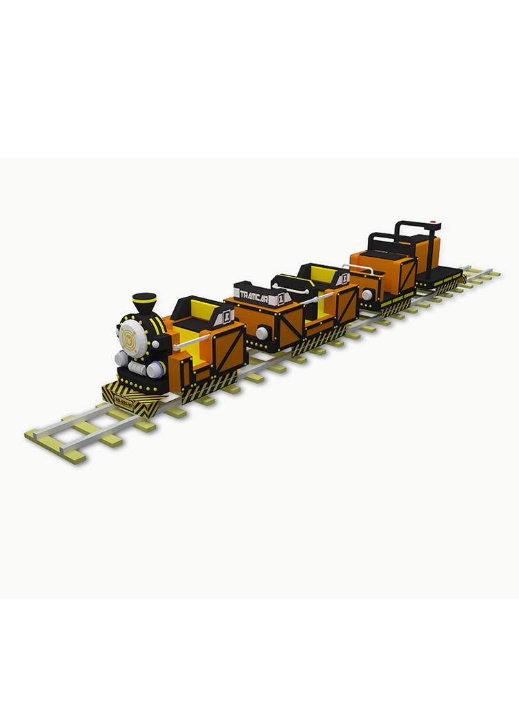 Cowboy Funland Train