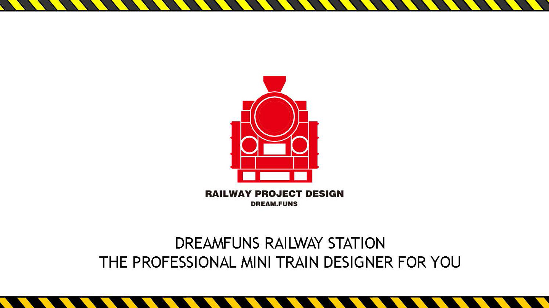Custom-Train-from-DreamFuns-Railway-Station